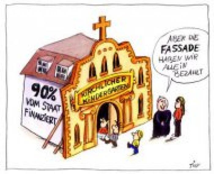 Vertrag Zwischen Kirche Und Staat